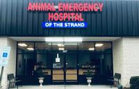 Animal Emergency Hospital of the Strand Logo